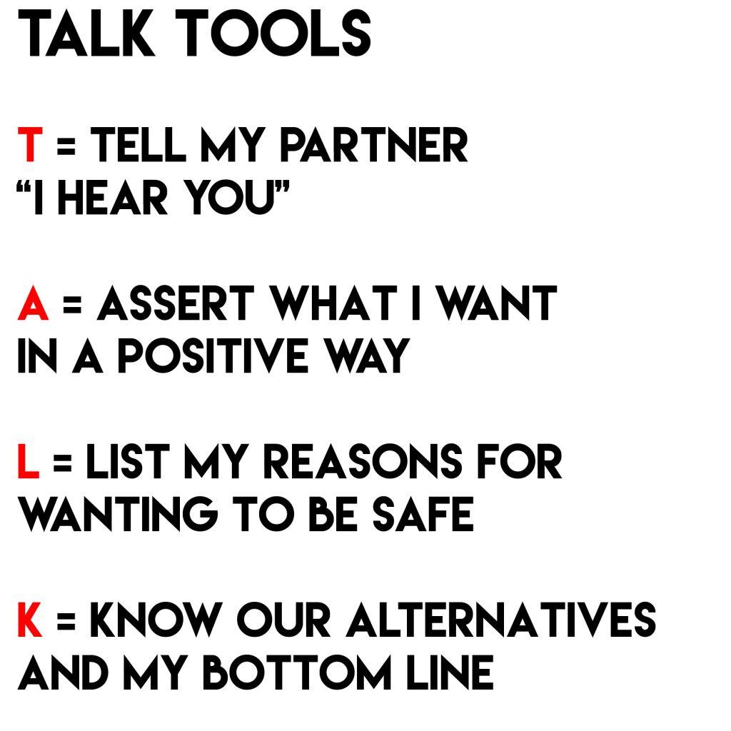 Talk Tools