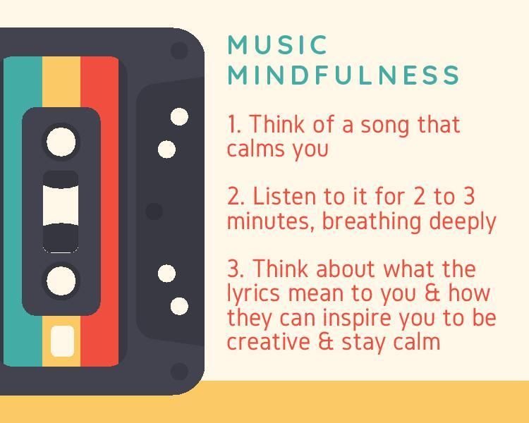 music mindfulness